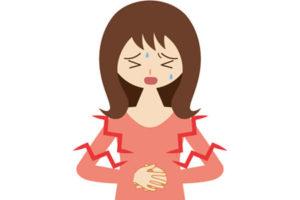 ハグクミの恵み-胃痛│食後に飲むことで胃痛の心配はありません