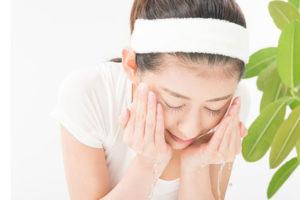 ノンエー 洗顔方法※しっかり泡立てた後、ゴシゴシせずに泡で洗う